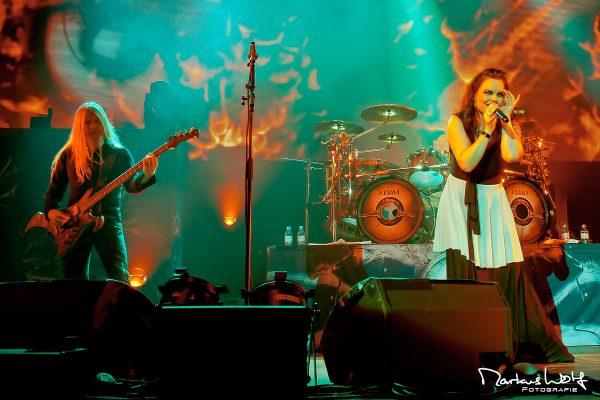 Markus Wolf Fotografie Fotograf Event-Fotografie Nightwish